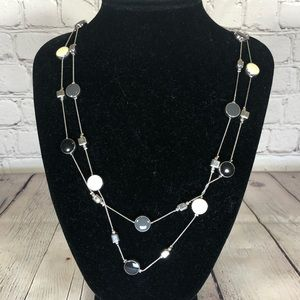Charming Charlies Necklace and Earring Set